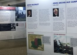political science traveling exhibit