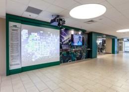 dimensional campus map