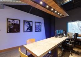 custom conference desk