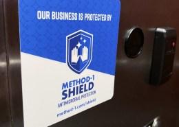 Method-1 Sheild Decal