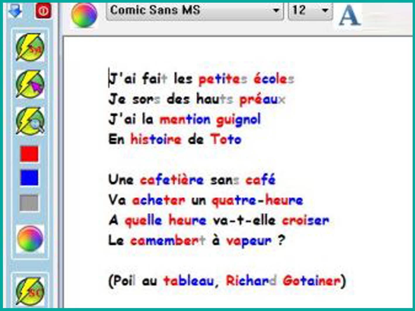 You are currently viewing Faciliter la lecture : le logiciel Coupe-Mots