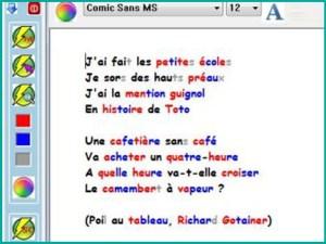 Read more about the article Faciliter la lecture : le logiciel Coupe-Mots