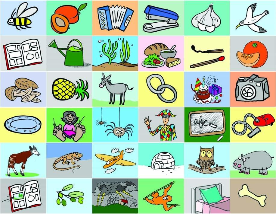 You are currently viewing Améliorer le langage avec des images