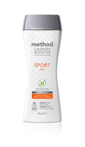 sport laundry booster fragrance free