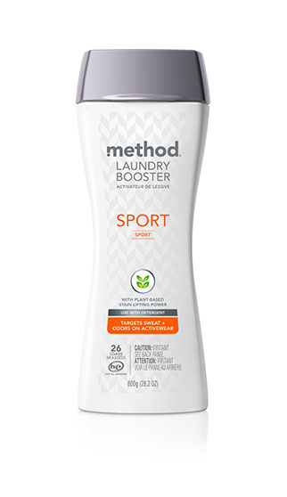 sport laundry booster