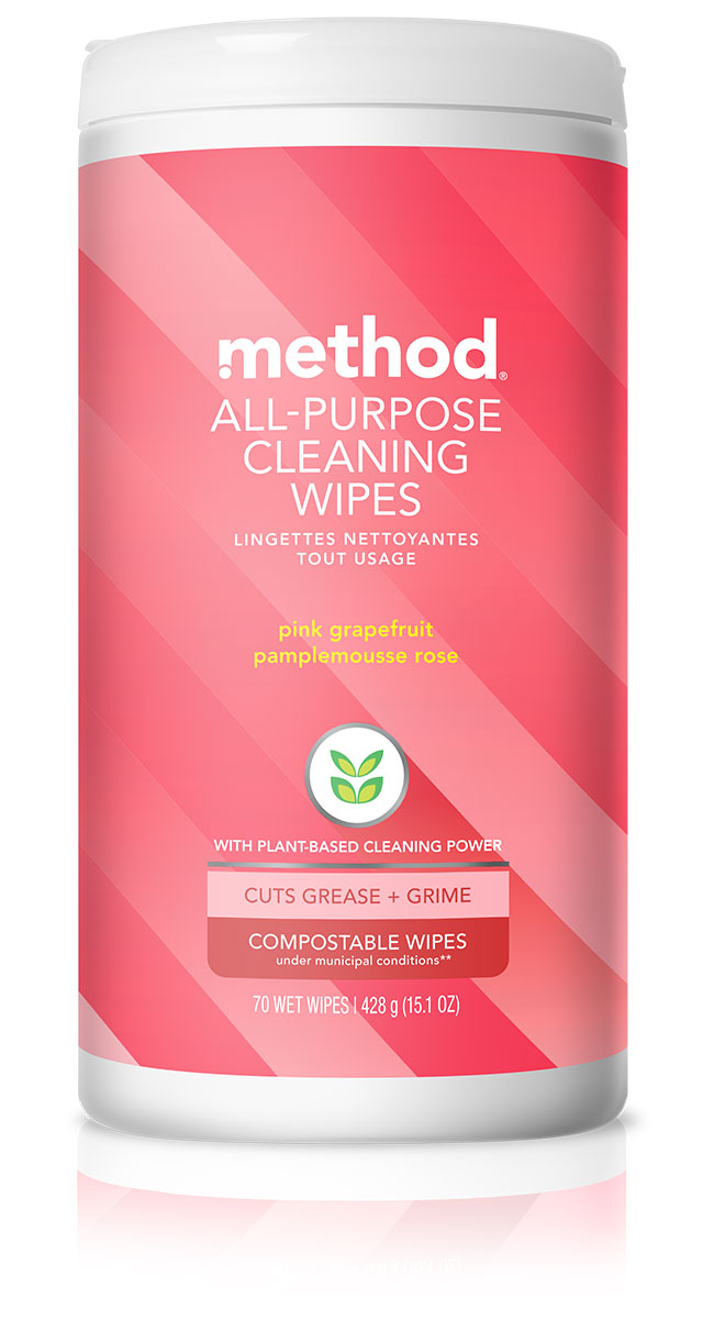 all-purpose cleaning wipes – 70 wipes