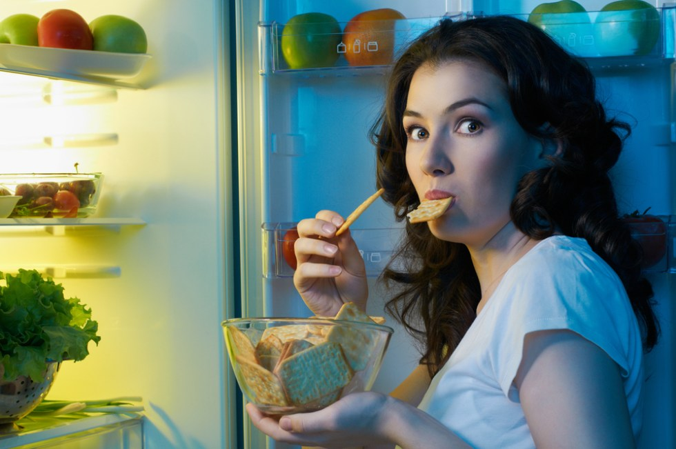 Get rid of continuous snacking