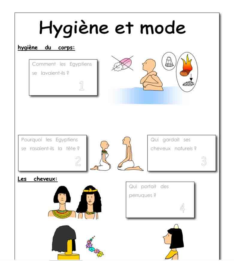 Hygiène et Mode