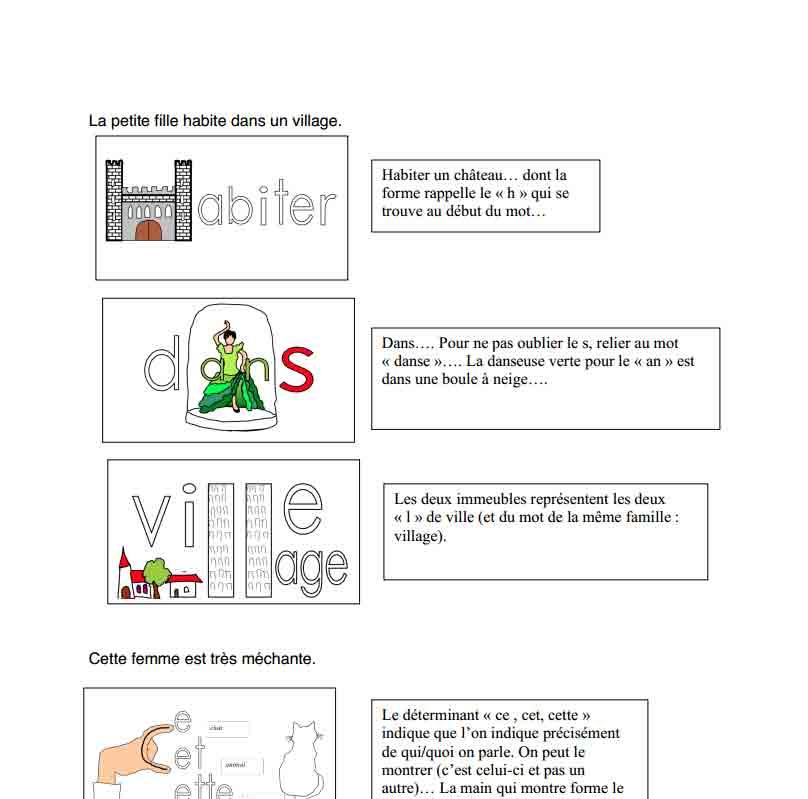 """Vocabulaire """"La rivière aux crocodiles"""""""