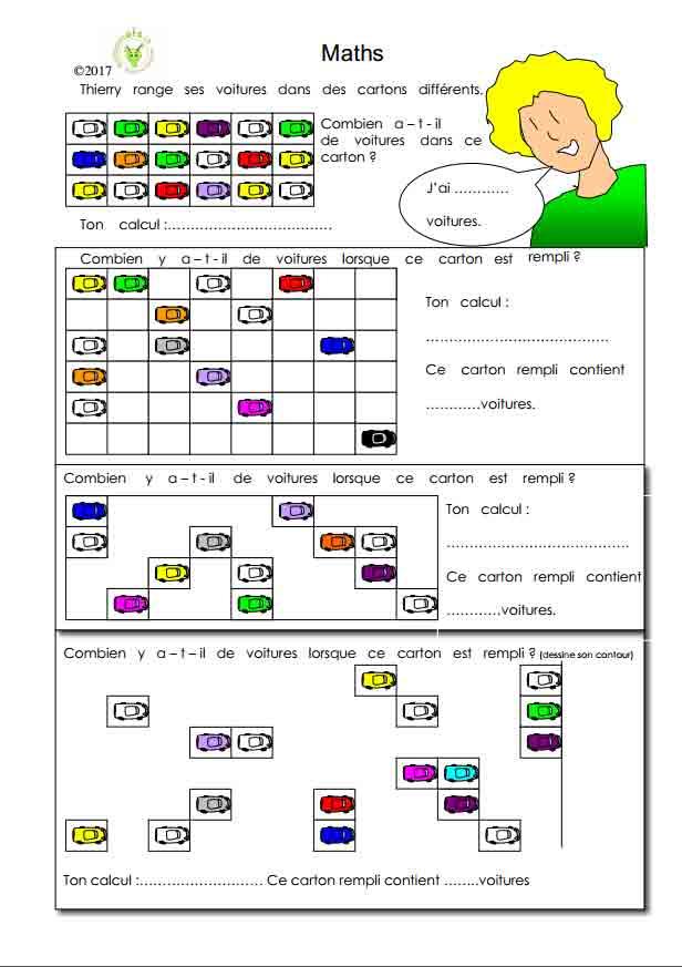 Programme semaine 33 Maths 5P Harmos