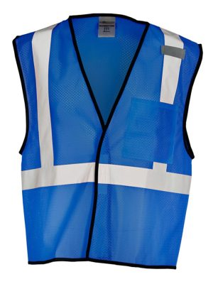 Method Chicago Screen Printing and Embroidery - Custom Printed High Visibility Safety Vest