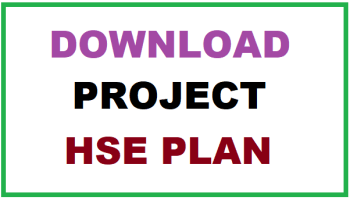 Risk Management Plan and Process - HSE General Procedure