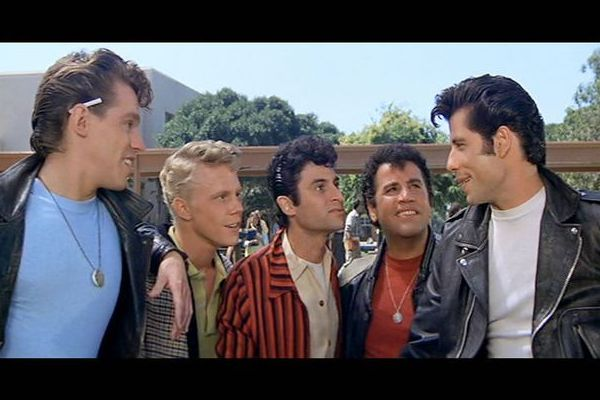 Grease: T-birds