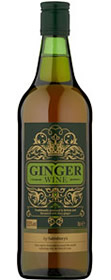 Sainsburys Green Ginger Wine