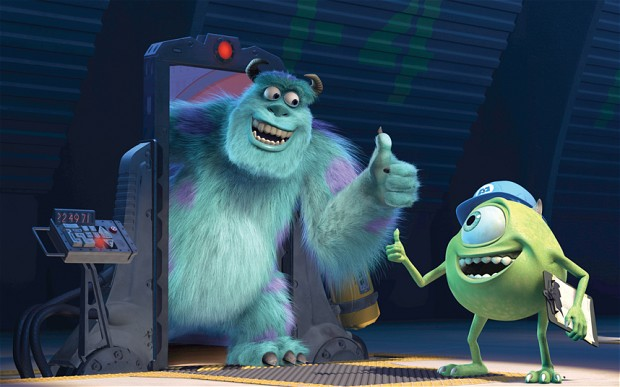 monsters inc sulley and boo relationship