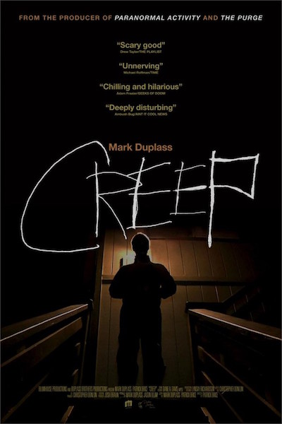 creep 2014 film poster