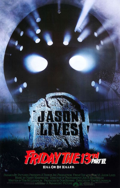 friday-the-13th-part vi jason lives film poster