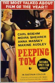 Peeping Tom: a look through the curtains at a British horror classic