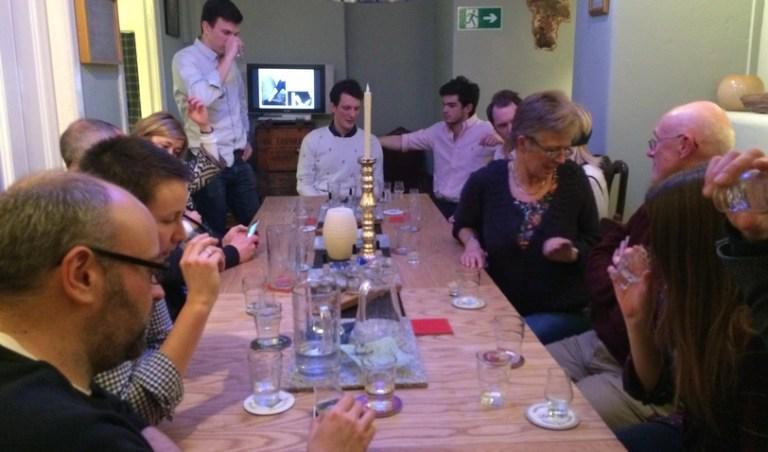 Cadenheads - the tasting room