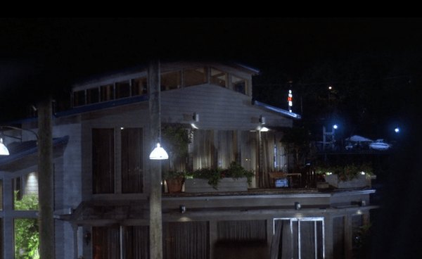 madonna's absurd house in body of evidence