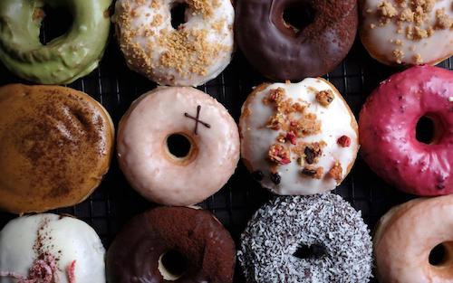 Crosstown Doughnuts opens in Shoreditch