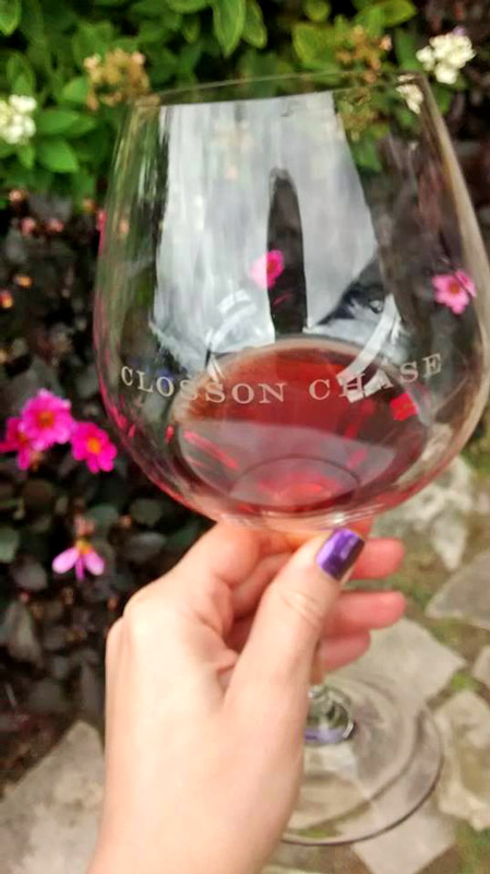 wine from closson chase