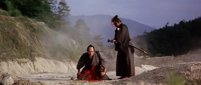 lone wolf and cub baby cart