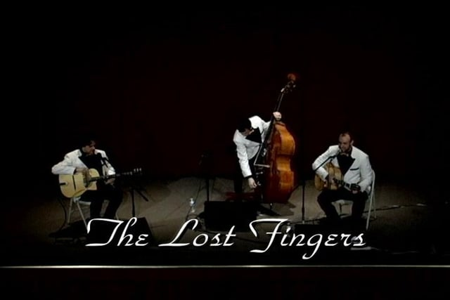 Gypsy Jazz with The Lost Fingers
