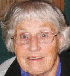 Doris Rosalie Mack