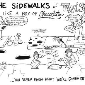 Twisp Sidewalks
