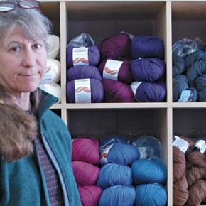 Knack for knitting inspires new shop at TwispWorks