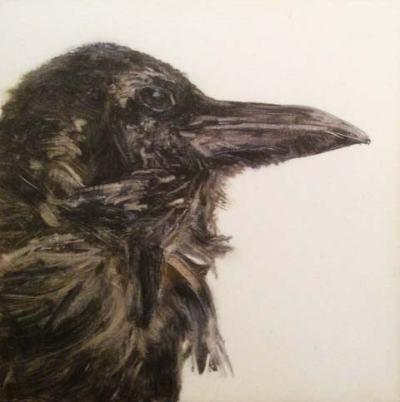 Raven by Gillian Freney.