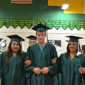 LBHS graduation 2014