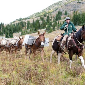 Local group backs improved trail maintenance in Methow Valley district