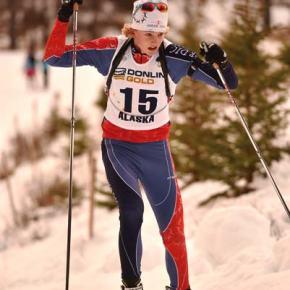 Nielsen wins spot on U.S. biathlon team