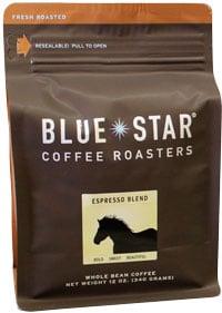 Blue Star debuts new look in coffee bags