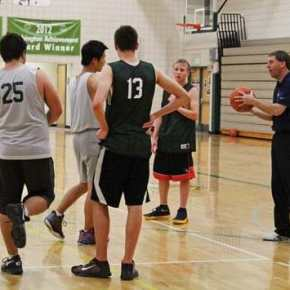 Boys will counter inexperience with more-aggressive defense