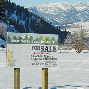 Twisp poised for spurt in residential growth