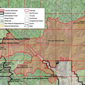 Murray, Cantwell sponsor bill to nix mining in Methow Headwaters