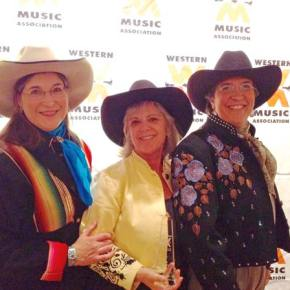 Horse Crazy named group of the year by Western Music Association