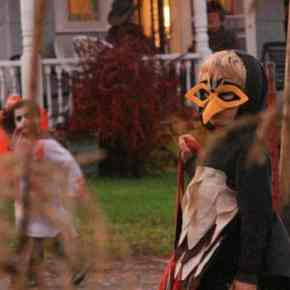 Happy Halloween from Burgar Street 2014