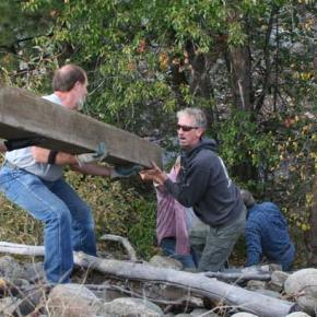 Methow River Cleanup Oct. 3