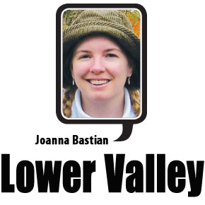 Lower Valley: October 26, 2016