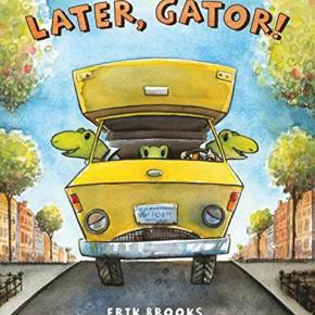 Brooks releases a new book for kids about saying goodbye