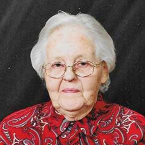 Leta Velma McCorkle1922–2016