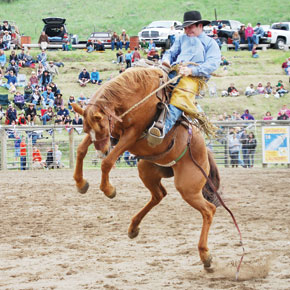 Labor Day Rodeo returns Sept. 3 and 4