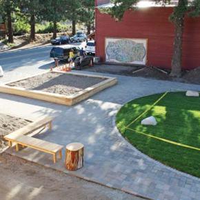 New Winthrop park to have public dedication in October
