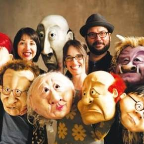 Wonderheads troupe performs unique story-telling theater