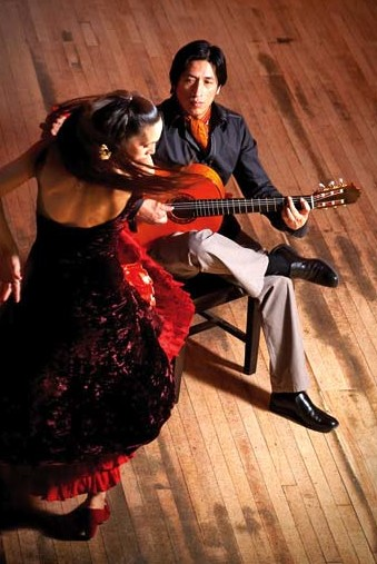 Photo courtesy of Confluence Gallery Arte Flamenco performs on May 28 at Confluence Gallery.
