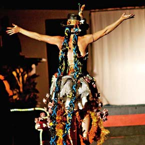 'From Junk to Jewels' is theme of this weekend's Trashion Show